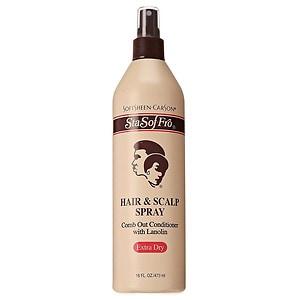 Sta-Sof-Fro Hair & Scalp Spray- 16 Ounces