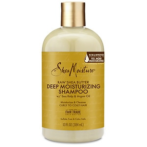 Shea Moisture Organic Raw Shea Butter Moisture Retention Shampoo&nbsp;