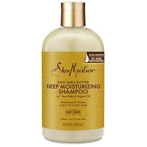 SheaMoisture Raw Shea Butter Moisture Retention Shampoo- 13 Ounces