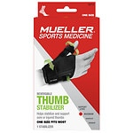 Mueller Sport Care Sport Care Thumb Stabilizer, Black, One Size