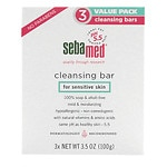 Sebamed Soap Free Cleansing Bar 3 Pack