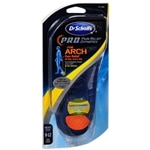 Dr. Scholl's Pain Relief Orthotics for Arch, 8-12