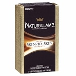 Trojan Luxury Lubricated Natural Skin Condoms