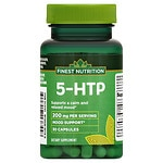 Finest Nutrition 5-HTP 100Mg, Capsules