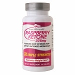 Healthy Natural Systems Raspberry Ketone 375mg, Tablets