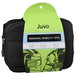 JUVO Personal Mobility Tote Quilted, Black