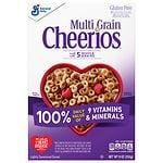 General Mills Multi Grain Cheerios Cereal- 9 oz