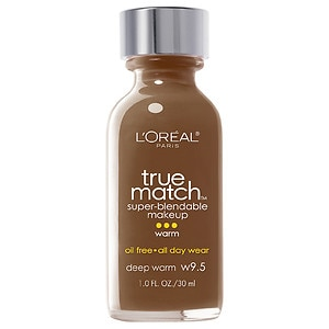 L'Oreal Paris True Match Super-Blendable Makeup, Deep Warm