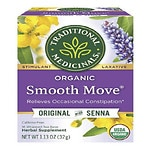 Traditional Medicinals Caffeine Free Organic Herbal Tea, Smooth Move- 16 ea