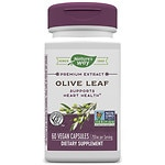 Nature's Way Standardized Olive Leaf, Capsules