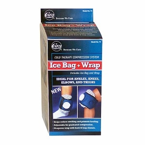 Cara Ice Bag + Wrap- 1 ea