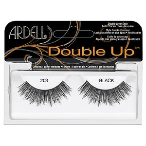 Ardell Double Up Lashes, Style 203- 1 pair