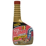 Liquid-Plumr Pro-Strength Clog Remover Double Impact, Snake + Gel