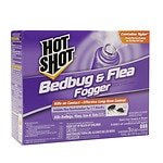 Hot Shot Bedbug & Flea Foggers, 3 pk- 2 oz