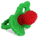 Raz Baby Raz-Berry Silicone Teether for 3+ Months- 1 ea