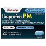 Walgreens Ibuprofen PM Coated Caplets