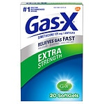 Gas-X Antigas Softgels Extra Strength- 20 Each