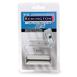 Remington MicroScreen 2 Replacement Screen & Cutter, Model SP-62- 1 ea