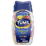 Tums Ultra 1000 Maximum Strength Antacid / Calcium Supplement- 72 ea
