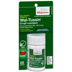 Walgreens Wal-Tussin 8 Hour Cough Relief Softgels