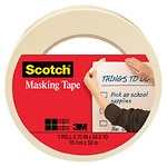 3M Scotch Home and Office Masking Tape- 60 yd