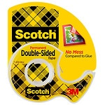 3M Scotch Double Sided Tape Permanent- 450 Inches