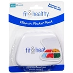 Vitaminder Fit & Healthy Pocket Pill Pack, 33- 1 ea
