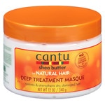 Cantu Shea Butter Deep Treatment Masque for Hair, 42- 12 Ounces
