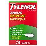 TYLENOL Sinus Congestion & Pain Severe Caplets
