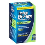 Osteo Bi-Flex Glucosamine HCI & Vitamin D3 Dietary Supplement Coated Caplets- 60 Each