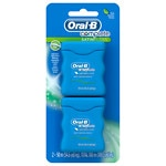 Oral-B Complete Satin Floss, 2 pk- 54.6 yd