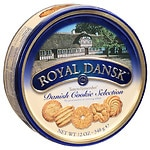 Royal Dansk Taste To Remember Danish Cookie Selection- 12 oz