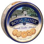 Royal Dansk Taste To Remember Danish Cookie Selection- 12 oz