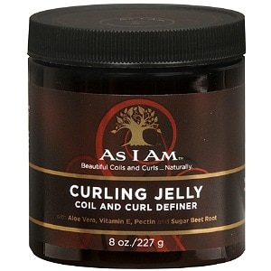As I Am Curling Jelly Coil and Curl Definer- 8 Ounces