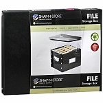 Snap-N-Store File Storage Box