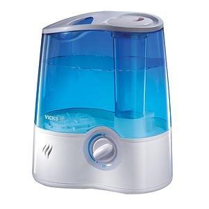 Vicks Ultrasonic Cool Mist Humidifier, Model V5100N- 1 ea