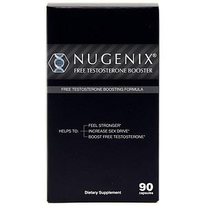 Nugenix Testosterone Booster, Capsules- 90 ea