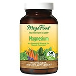 MegaFood Magnesium, Tablets