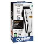 Conair 21-Piece Chrome Haircut Kit- 1 kit