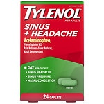 TYLENOL Sinus Congestion & Pain Caplets (Daytime)