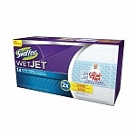 Swiffer WetJet Pads with Power of Mr. Clean Magic Eraser- 14 ea