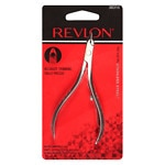 Revlon Cuticle Nippers, Half-Jaw