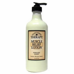 Village Naturals Therapy Muscle Relief Lotion, For Aches & Pains- 16 fl oz