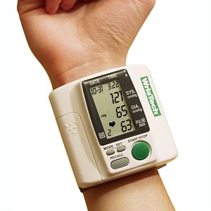 Wristech Blood Pressure Monitor