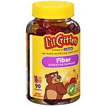 L'il Critters Fiber Gummy Bears