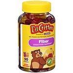 L'il Critters Fiber Gummy Bears, Berry- 90 ea