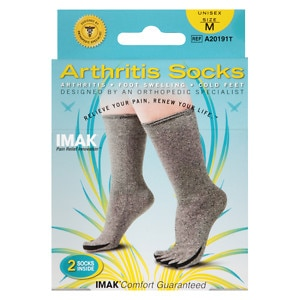 IMAK Arthritis Socks, Medium