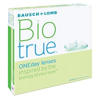Biotrue ONEday 90 Pack Contact Lens- 90 ea