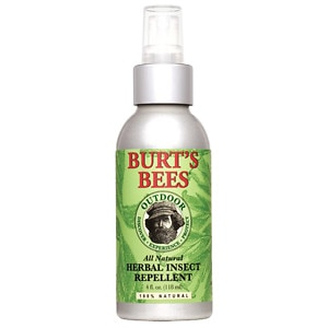 Burt's Bees All Natural Outdoor Herbal Insect Repellent