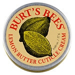 Burt's Bees Lemon Butter Cuticle Creme, Lemon- .6 oz
